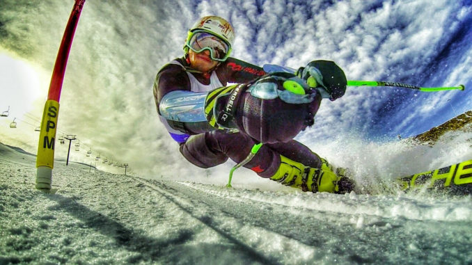 World Pro Ski Tour