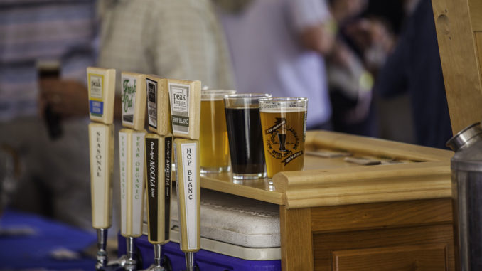 New England Brewfest Summer Beer Festival