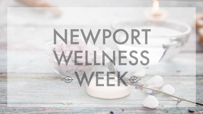 Newport Wellness Week logo